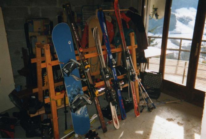 Local à ski